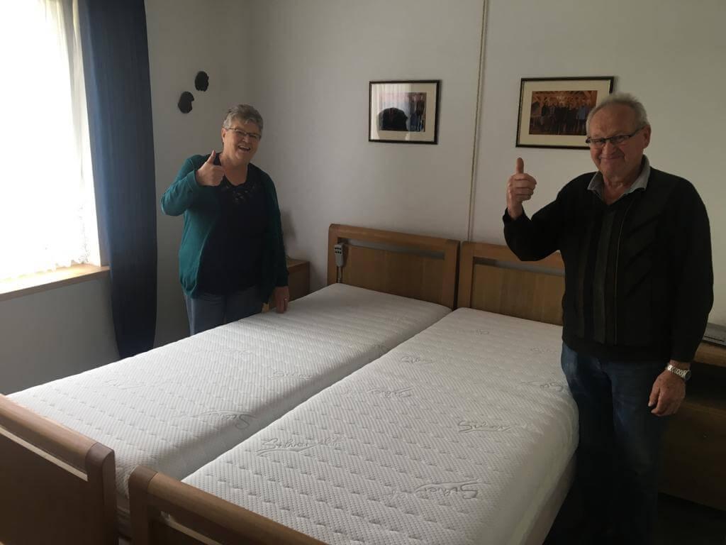 Nieuwe matrassen, mooie prijs